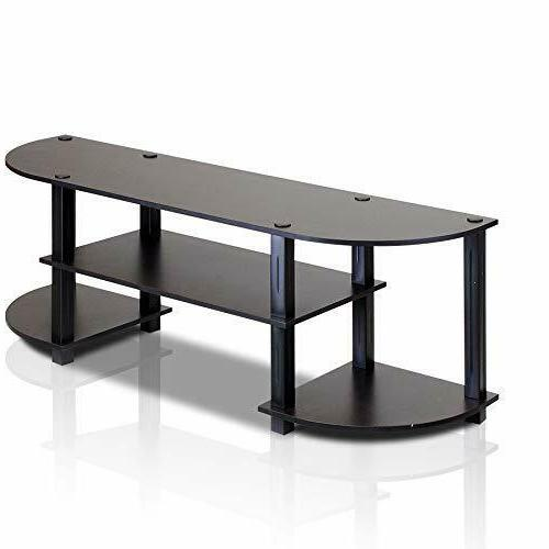 Tv Stand Inch Flat With Entertainment Storage