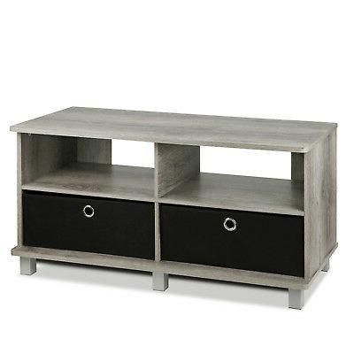 11156gyw bk entertainment center w 2 bin