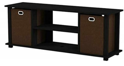 Furinno Entertainment Center Storage Assorted Colors