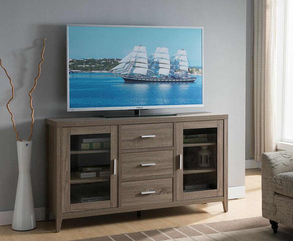 171919 entertainment center media console tv stand