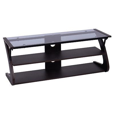 3-Tier TV Stand Media Console Furniture