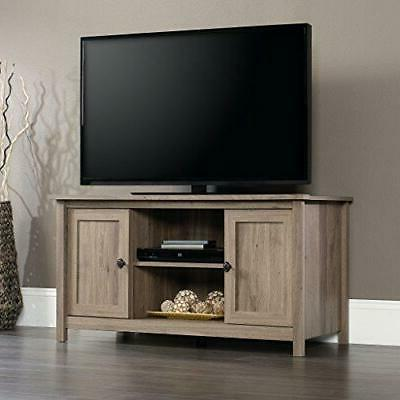 Sauder 417772 County Panel Tv For TV's Salt