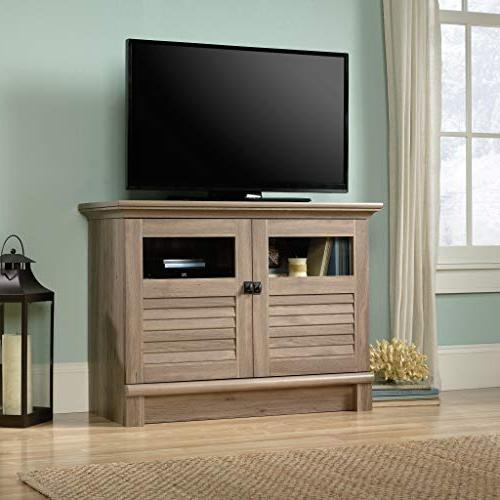 Sauder Harbor TV/Accent Cabinet, x Finish