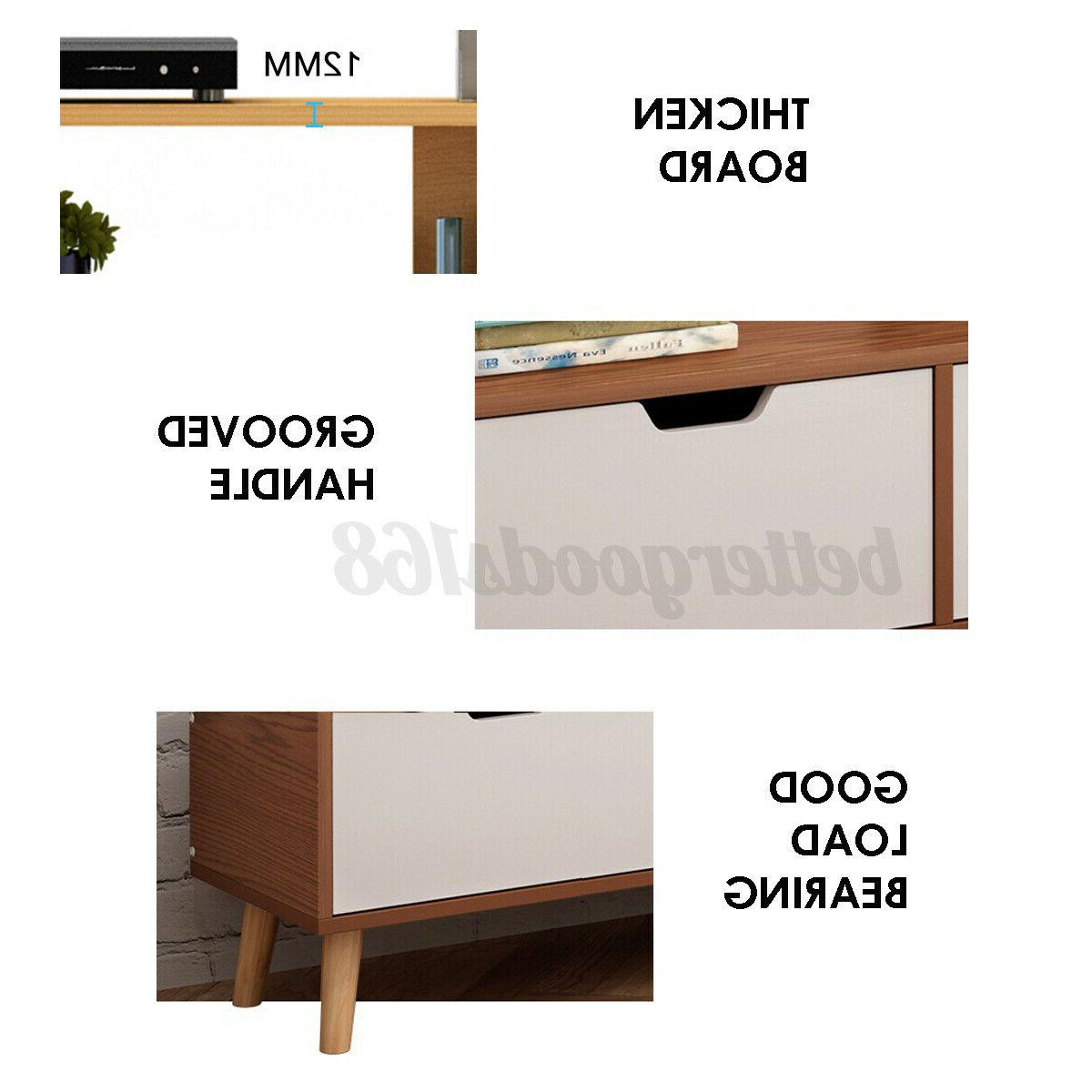 "55"" TV Cabinet Storage Shelf"