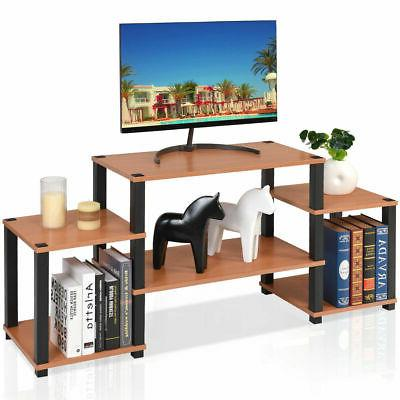 TV Entertainment Media Console Furniture Storage Cabinet