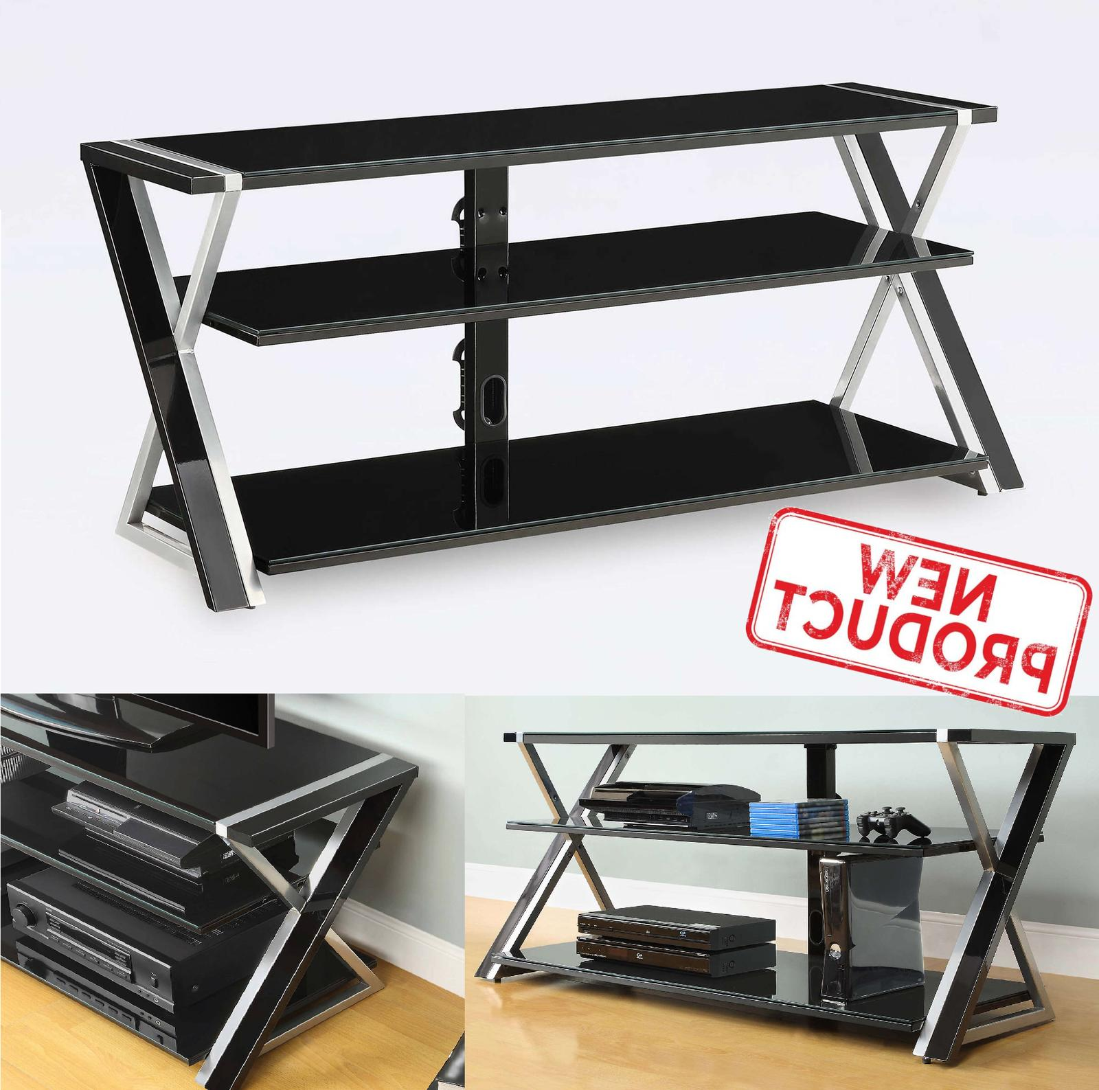 65 inch tv stand flat panel w