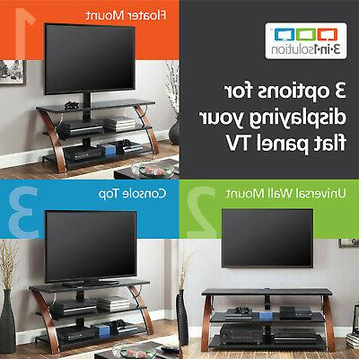 65 Inch TV Stands For Flat 55 Mount