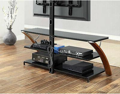 65 Inch Stands Flat 55 60 Mount Entertainment Center