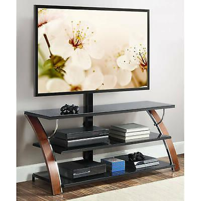 65 INCH TV STAND STANDS FOR FLAT SCREENS 55 60 MOUNT MEDIA E