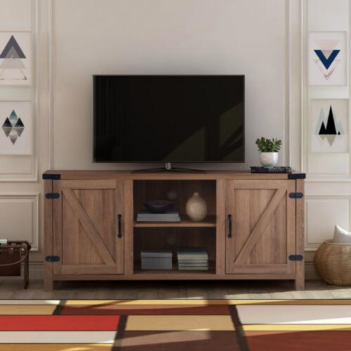 65 tv stand entertainment media center console