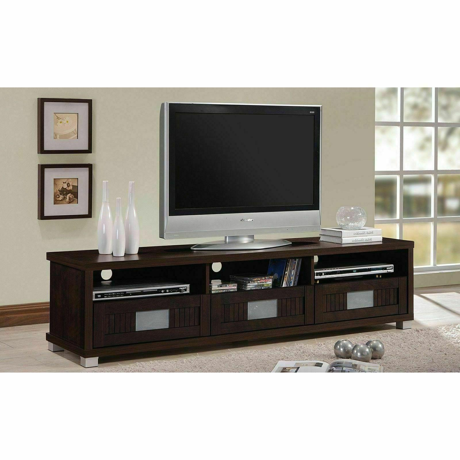 75 Inch with Drawers Modern