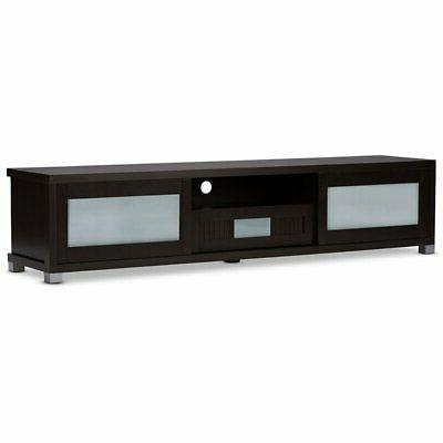 Wholesale Interiors Baxton Studio Gerhardine Wood TV Cabinet