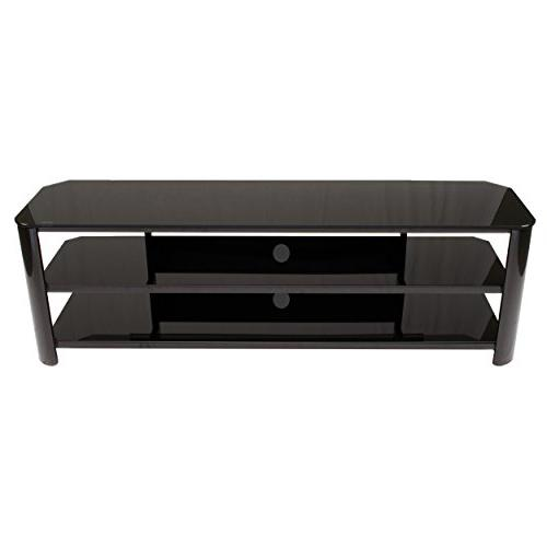 """Innovex TPT65G29 Oxford N Snap 65"""" TV Stand for up inches, Black"""