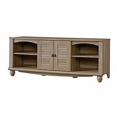 Sauder Harbor View Entertainment Credenza Sao
