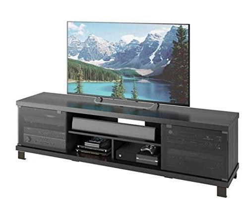 Sonax Holland Wide TV/Component Ravenswood Black
