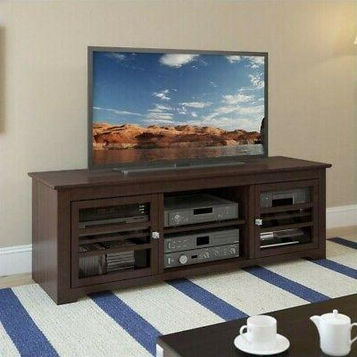 Sonax WB-2609 West Lake TV Bench, Dark Espresso