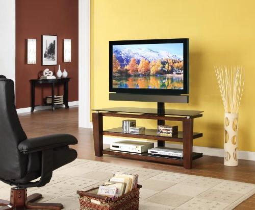Whalen 3-in-1 Panel TV Entertainment Console, 52-Inch
