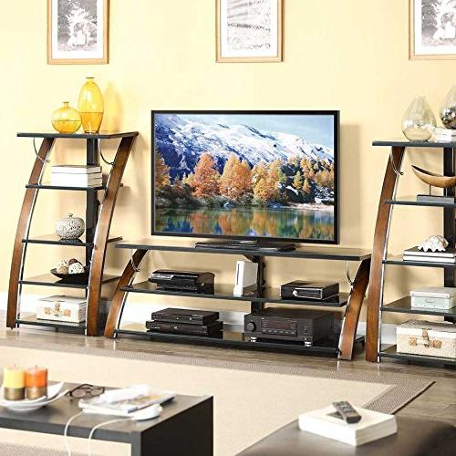Whalen Top TV Stand Entertainment 65-Inch
