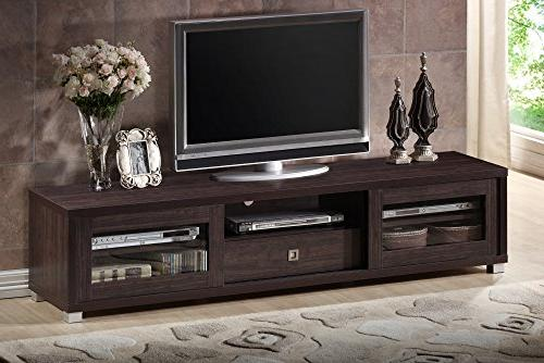 Wholesale Interiors Baxton Studio Beasley TV Cabinet with 2