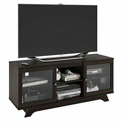 Ameriwood Home Stand for TVs to Espresso