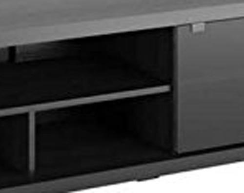 Sonax B-207-CHT Holland Wide TV/Component Ravenswood Black