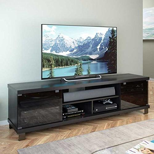 Sonax B-207-CHT Extra Wide TV/Component Ravenswood Black