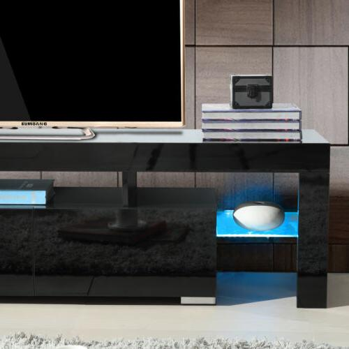 """63"""" Gloss TV Furniture Console Drawer"""