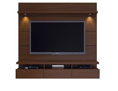 Manhattan Comfort Cabrini TV Panel - 85.6 x 16.7 x 67.2 - 3