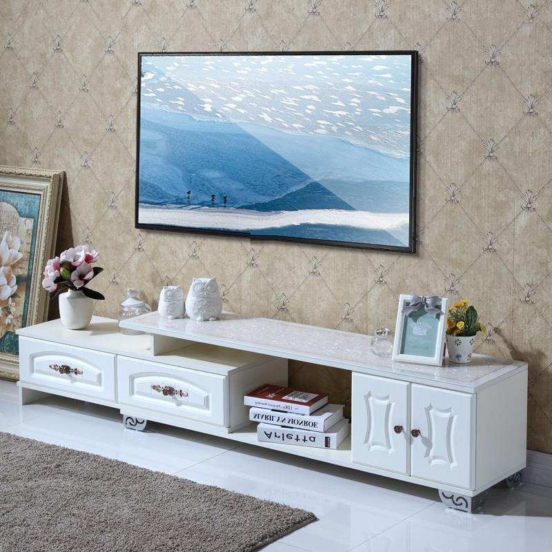 China <font><b>Entertainment</b></font> Wood Living Room Monitor Stand Mueble Tv