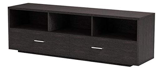 """Ameriwood Home Stand for TVs to 70"""", Espresso"""