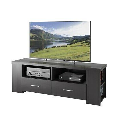 """CorLiving Bromley in Black - for TVs 70"""""""