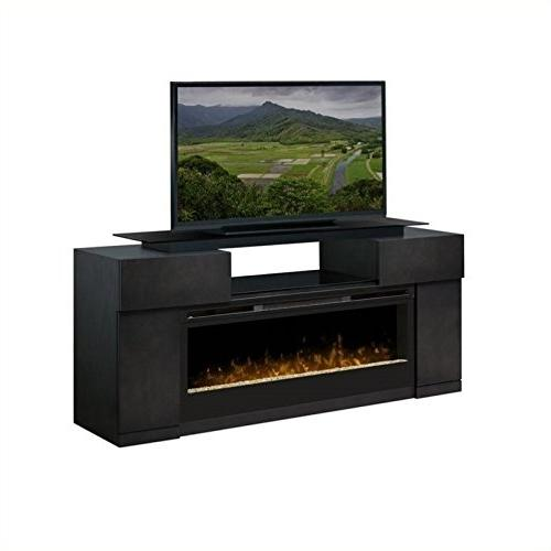 electric fireplace center