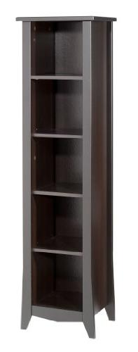 Nexera Elegance Bookcase 200217 from, Espresso