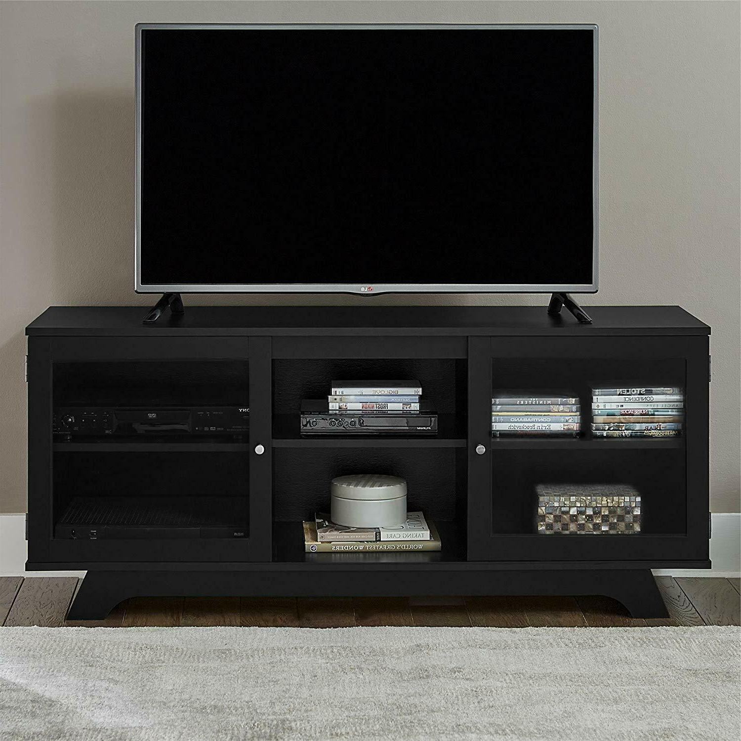 "Entertainment TV up to 55"" Console Flat 4K Organizer"