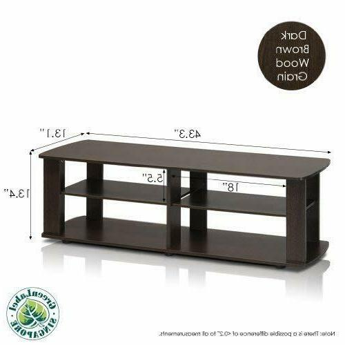 THE Center TV Stand Furinno
