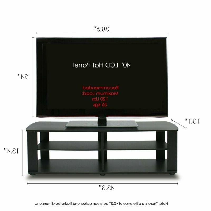 Stand Center TV Universal Entertainment Black