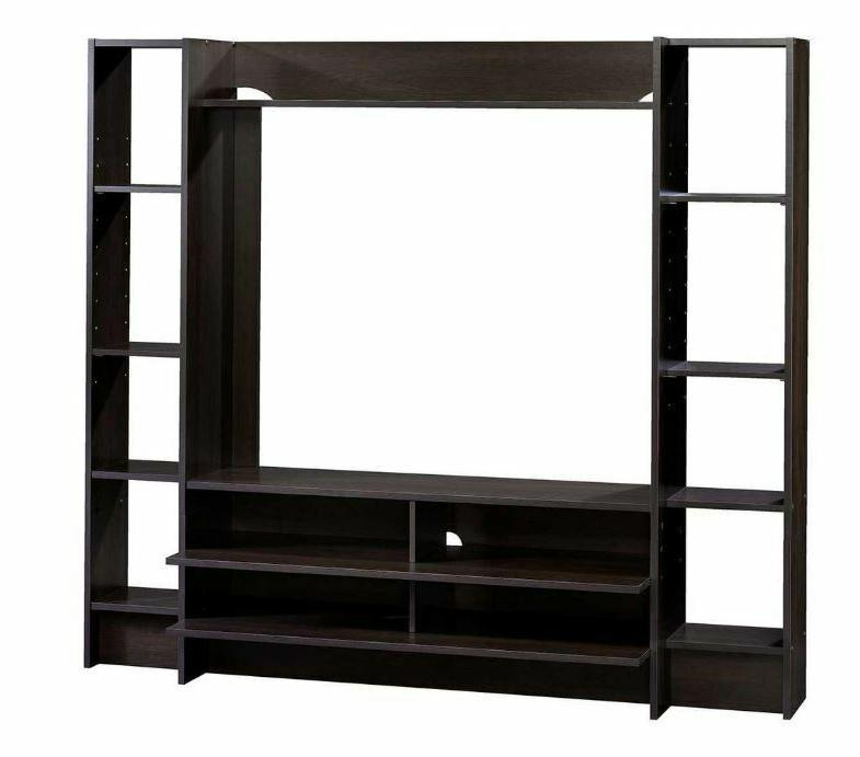 Entertainment Center Wall Storage Cabinet Console Media Furniture
