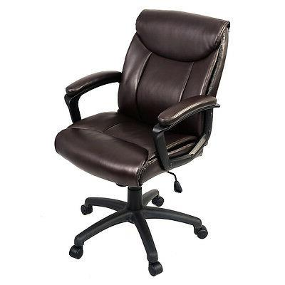 Costway Mid-Back Task Chair