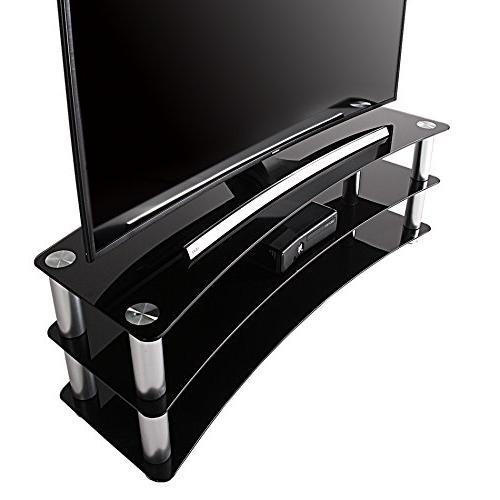 Fitueyes 3-tier Tv Stand with for Inch Screen