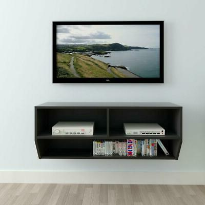 floating tv stand wall mount entertainment center