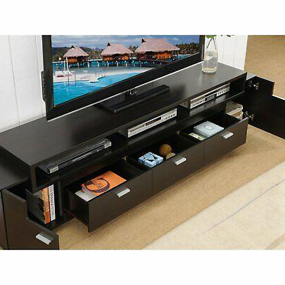 Furniture of Storage Entertainment Center