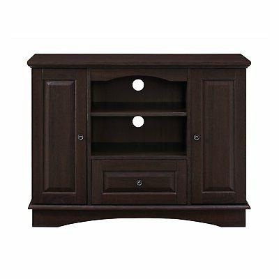 Walker TV Media Storage Console
