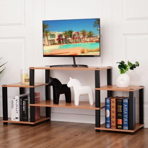 home room wood tv stand entertainment center