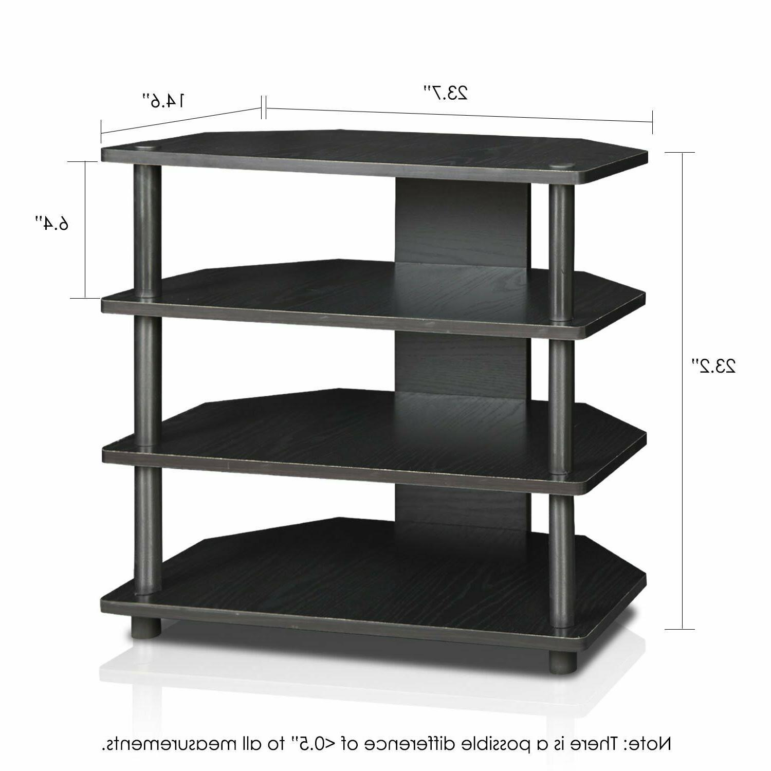 Home Small TV Stand Entertainment Media Furniture