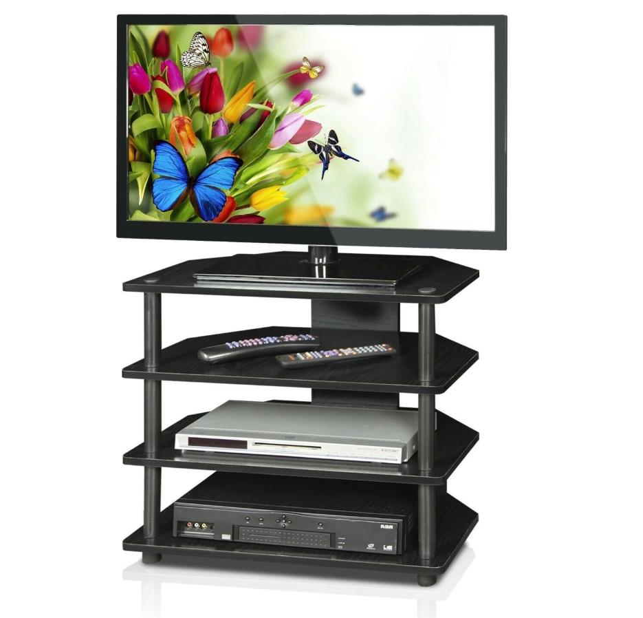 Home Small Entertainment Center Media Console