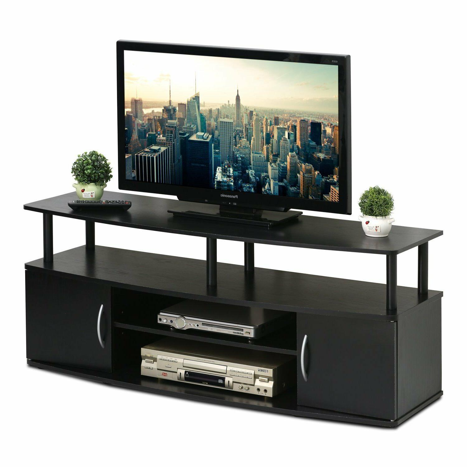 Entertainment Center Hold in Wood PVC Home New