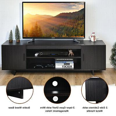 Modern TV Media Entertainment Center for up To Cabinet