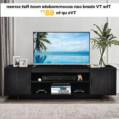 Modern TV Stand Media Entertainment for up To