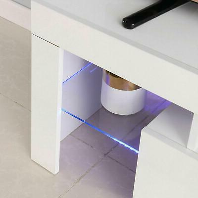 Modern LED Console Drawers