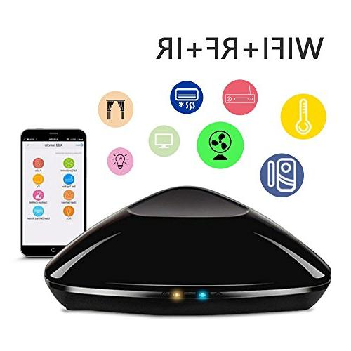 BroadLink New ,WiFi Smart IR RF in One Automation Learning Universal Remote Control Compatible Apple Android
